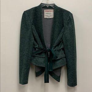 Heathers green blazer
